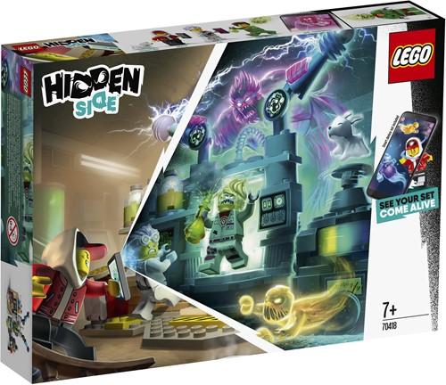 LEGO Hidden Side J.B.'s spooklab - 70418