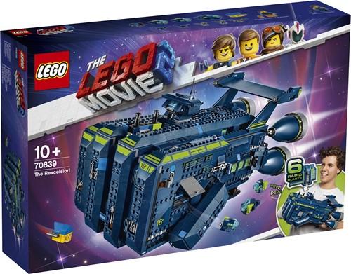 LEGO Movie 2 De Rexcelsior! 70839