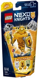 Lego  Nexo Knights set Ultimate Axl 70336