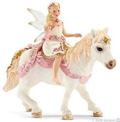 Schleich Bayala - Lelie-Elf Op Pony 70501