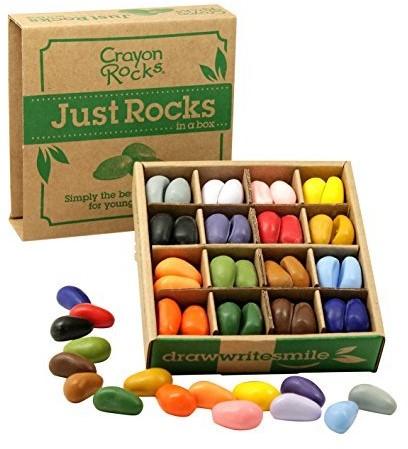 Crayon Rocks  teken en verfspullen box 4 x 16 colors