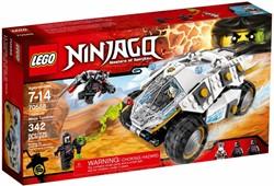 Lego  Ninjago set Titanium ninja tumbler 70588