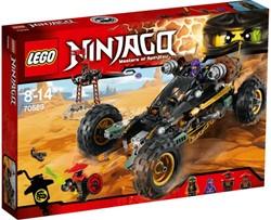Lego  Ninjago set Rock roader 70589