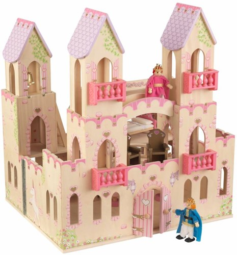 KidKraft Poppenhuis prinsessenkasteel