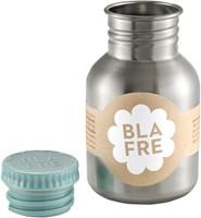 Blafre drinkfles staal blauw 300ml-2