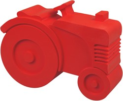 Blafreboksen Lunch Box Rode Tractor