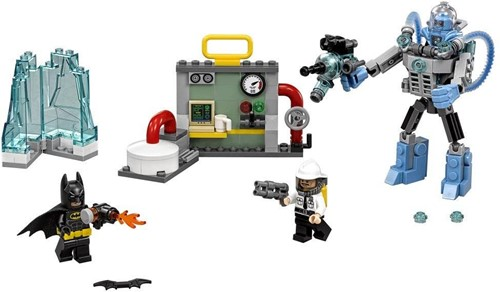 Lego  Batman set Mr. Freeze ijs-aanval Lego 70901-2