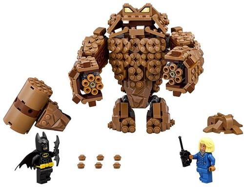 Lego  Batman set Clayface verplettervuisten 70904-3