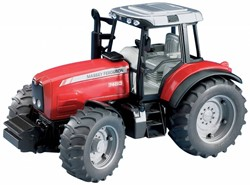 Bruder  Agrarisch speelvoertuig Massey Ferguson 7480 - 2040
