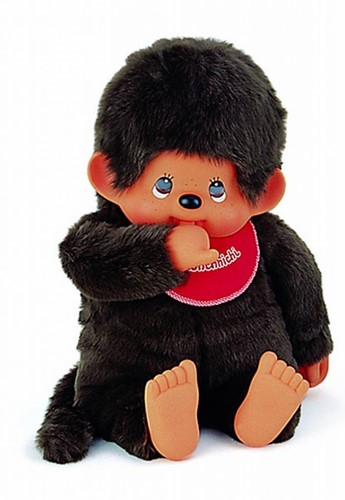 Monchhichi knuffelpop Boy - 80 cm