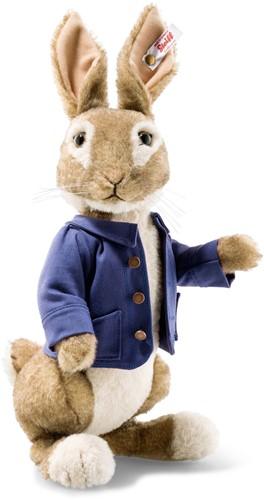 Steiff limited edition Peter Rabbit, brown/beige