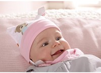 Haba kinderkleding babyset Knuffelvrienden roze 7164-3