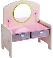 Haba  Lilli and friends houten poppen meubel Kaptafel Paardenbloem 7175-2