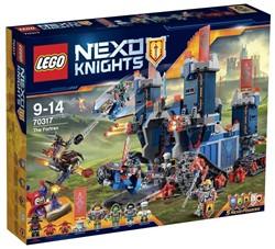 Lego  Nexo Knights set De Fortrex 70317