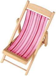 Götz accessoires Deck chair, up to 42 cm