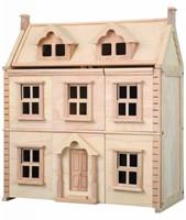 Plan Toys  houten poppenhuis Victorian dollhouse-1