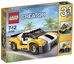 Lego  Creator voertuig Snelle wagen 31046