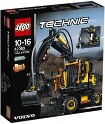 Lego Technic set  Volvo EWE 42053