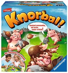 Ravensburger  bordspel Knorbal