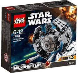 Lego  Star Wars set TIE advanced Prototype 75128