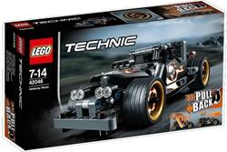 Lego  Technic set Technic - Getaway Racer 42046