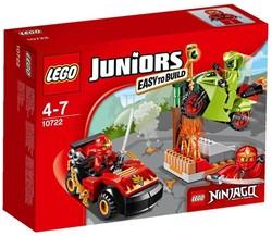 Lego  Juniors set Junior NinjagoSlangenduel 10722