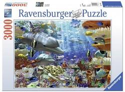 Ravensburger  legpuzzel Leven onder water - 3000 stukjes