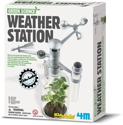 4M  Green Science wetenschapsdoos Weather station
