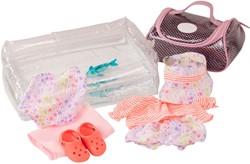 Götz accessoires Babyensemble, Splish Splash, 11-pcs.