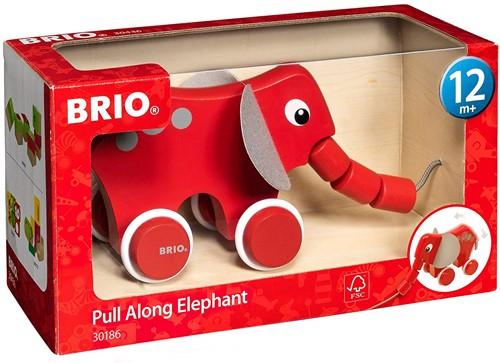 BRIO Olifant - trekdier - 30186-2