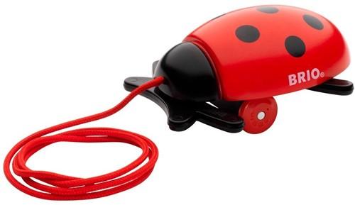 BRIO speelgoed Lieveheersbeestje assortiment (3kleuren)