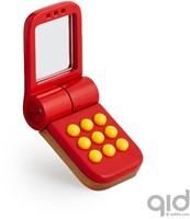 BRIO speelgoed Rode mobiele telefoon-1