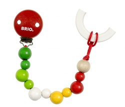 Brio  speenketting Rood