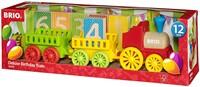 Brio  houten trein Deluxe Birthday Train-2