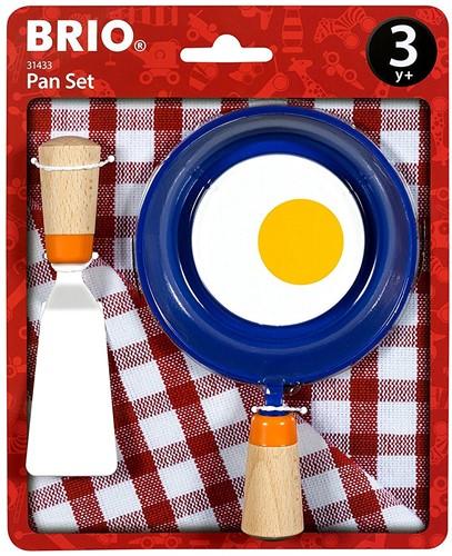 Brio  houten keuken accessoire Kitchen Accessory Sets 31433-1