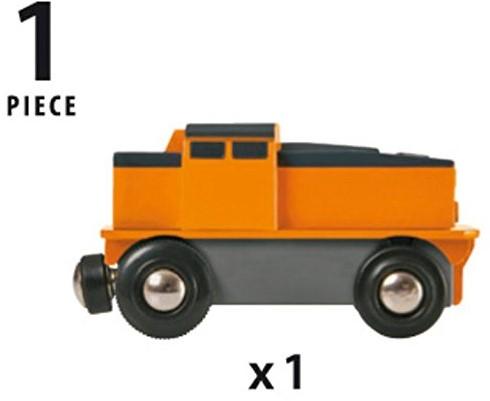 BRIO trein Goederentrein op batterijen 33215
