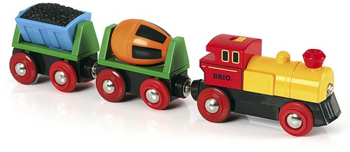 BRIO Trein op batterijen - 33319