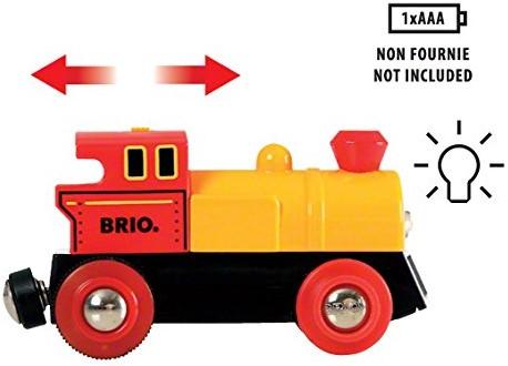 BRIO trein Trein op batterijen 33319-2