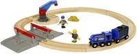 BRIO trein Politie transport set 33812