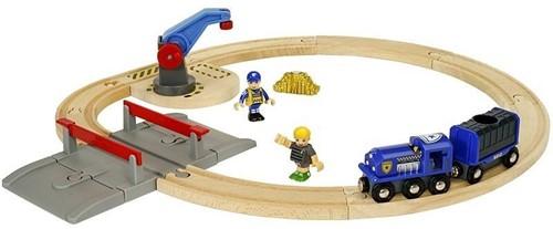 BRIO Politie transport set - 33812