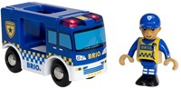 BRIO trein Politiebus 33825
