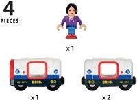 BRIO trein Metro trein 33867-2