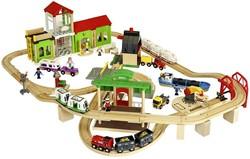 Brio  houten trein set Deluxe World Set 33870
