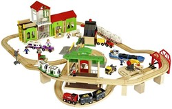 BRIO trein Deluxe World Set 33870