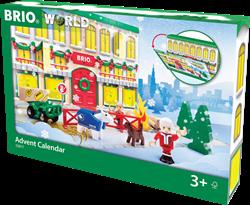 Brio houten trein adventskalender 2017 33877
