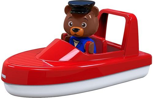 Aquaplay Speedboot met 1 poppetje