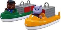 Aquaplay waterbaan Vrachtbootjes 2 stuks 255