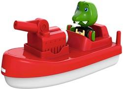 Aquaplay Brandweerboot met poppetje