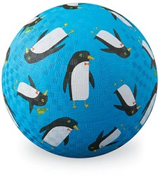 Crocodile Creek speelbal Pinguins - 18 cm