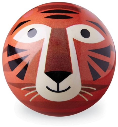 Crocodile Creek 10 cm Play Ball - Tiger